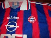 Global Classic Football Shirts | 1995 Bayern Munich Vintage Retro Old Soccer Jerseys